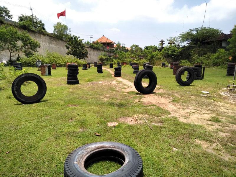 Battlefield Paintball Bali Jimbaran